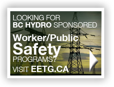 BC Hydro Public Safety courses